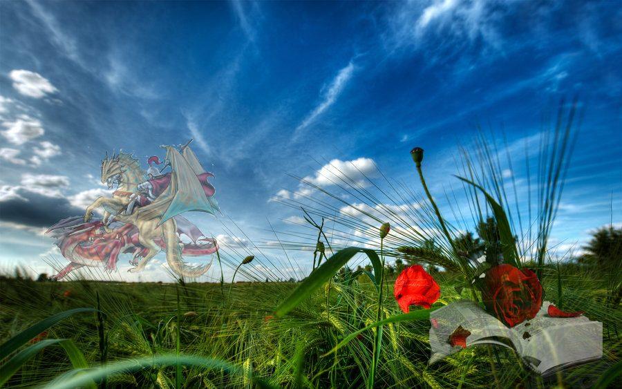 Postal de Sant Jordi del Tarradellas