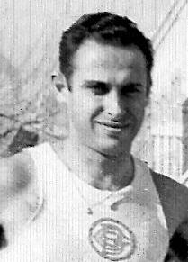 Francesc Villolddo - Medalla de bronze dels Jocs del Mediterrani del 1955 prova dels 50 metres Marxa celebrats a la nostra ciutat,