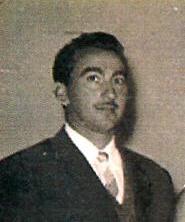 Josep García Villarroya gran gimnasta en la modalitat esportiva dels anys 1950's que va competir amb el inoblidable Joaquim Blume i altres notables gimnastes de la època com Jordi Elies, Valverde, Pizarro, Esquerra.