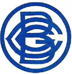 Logo de l'Entitat del CGB - Centre Gimnàstic Barcelonès.