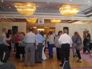 Moment efectiu de la celebració de l'Aniversari del CGB al Maig de 2012 a l'Hotel de Barceló Sants de Barcelona.