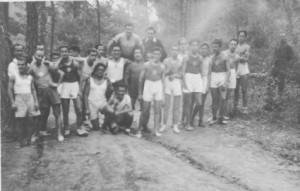 Cros social anyal del CGB a La Floresta