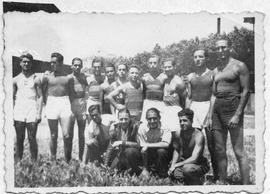 1930s Interclubs i equip CADCI