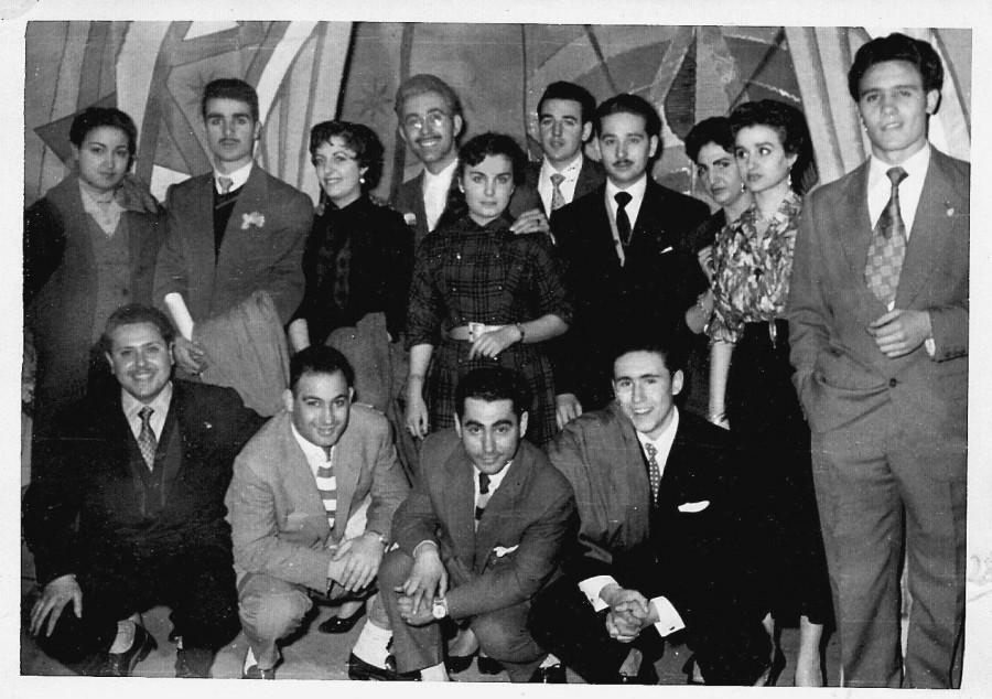 Als inicis dels anys 50's es va crear al Centre una secció dedicada totalment al Teatre i la cultural, que va tenir un gran resort durant tota aquesta dècada