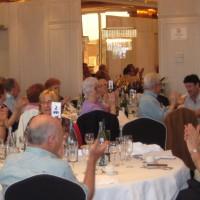 75è Aniversari del CGB al Barceló-Sants - 150 antics socis del Barcelonès.