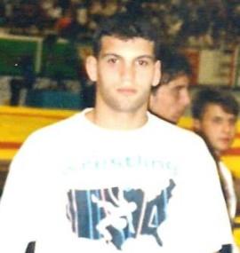 Víctor Domínguez, lluitador de Greco-romana, aconseguint els millors resultats del seu historial esportiu per el CGB, a partir de l'any 1996 com a Campió d'Espanya, continuant una llarga trajectòria d'èxits fins a l'any 2001.