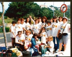 Sortida de Pasqua 1996