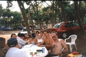 Costellada a Castelldefells1999.