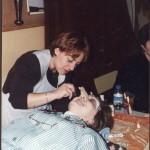 Taller de maquitllatge,2001