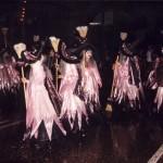 Nit de les bruixes al Raval 2001.
