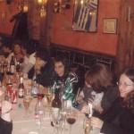 Moments del dinar de celebració del 20º aniversari.