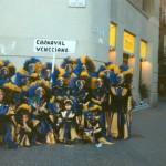 Foto de grup, Carnaval Veneciano1995.