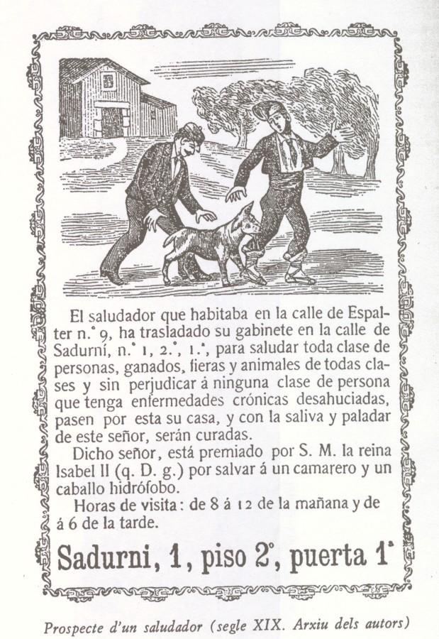 Saludador c. Espalter s. XIX-w
