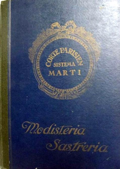 llibre de corte i confecció Sistema Martí