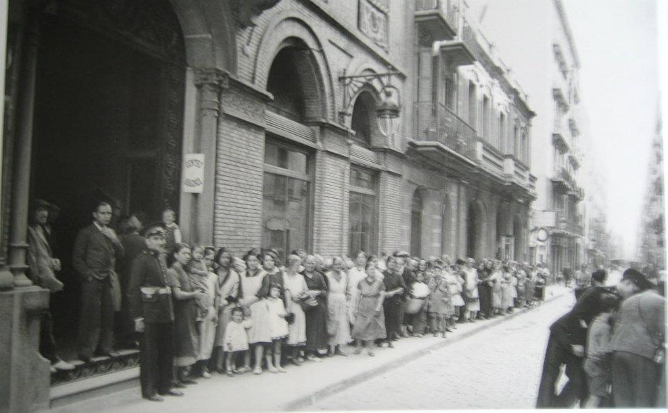 c. ponent, centre aragones 1942
