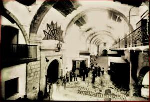 caserna militar , antigues Drassanes de Barcelona