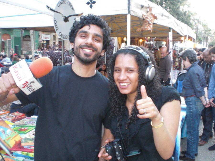 Reporters Sant Jordi 2009