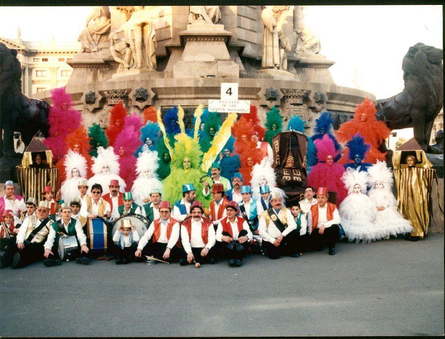 Baluard de les Fons Màgiques 1997