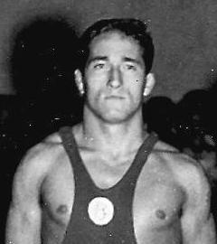 Marià Cortés lluitador del CGB i pes gall de greco romana Campió Nacional de la seva especialitat als anys 60's.