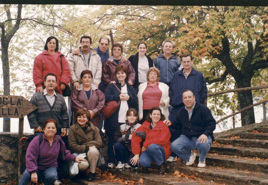 Sortida a Sant Corneli 2000.