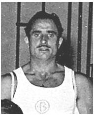 Monitor de gimnàstica artísitica dècada dels anys 50s
