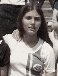 Olga Dalmau va ésser una atleta destacada del CGB durant la dècada dels anys 70's.