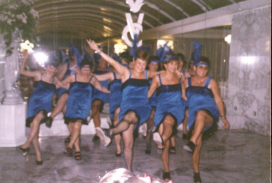 Actuació sortida de pasqua 2000