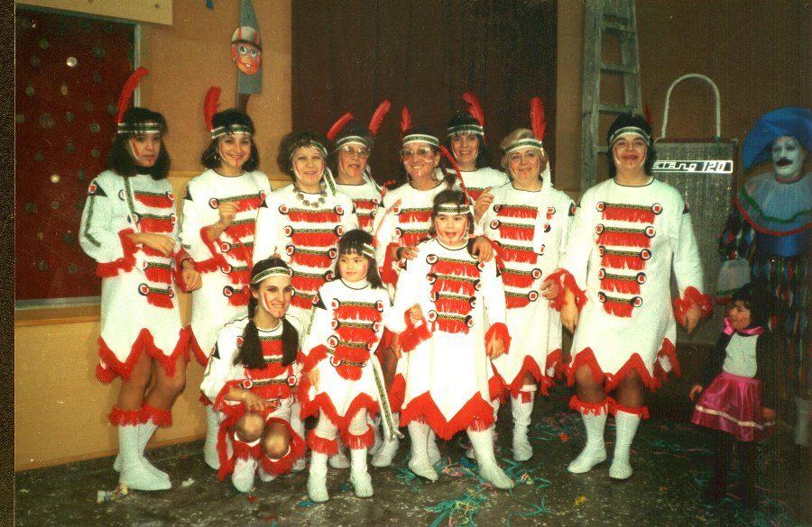 Indies en el Raval 1992.